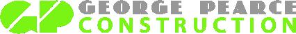 George Pearce Construction Logo