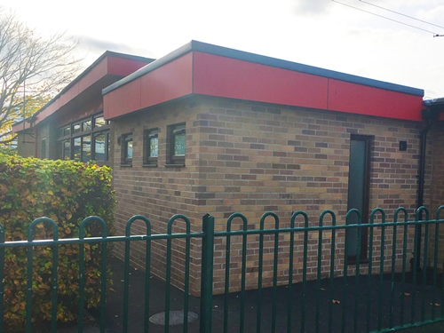 education construction by George Pearce Construction Blackburn